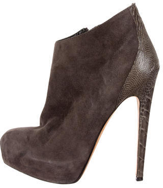 Brian Atwood Booties $140 thestylecure.com