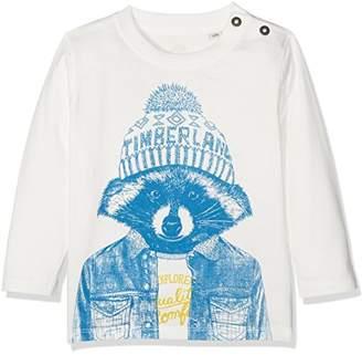 Timberland Baby Boys' Long Sleeve T-Shirt,(Manufacturer Size:18M)