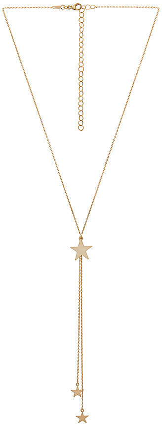 ERTH Double Star Bolo Necklace