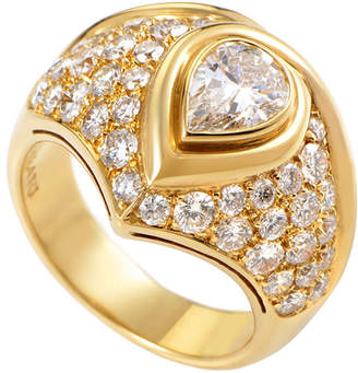 Bulgari Heritage  18K 2.75 Ct. Tw. Diamond Ring