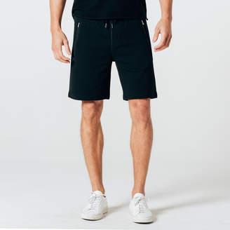 DSTLD Mens Sweatshorts in Black