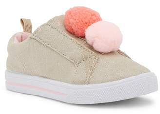 Osh Kosh OshKosh Adella Pompom Sneaker (Toddler & Little Kid)