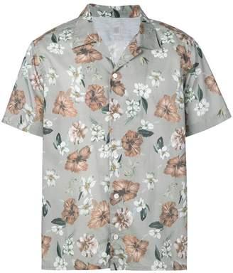 Eleventy floral print shirt