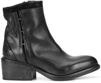 Moma pull-on ankle boots
