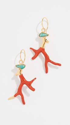 Lizzie Fortunato Napoli Earrings