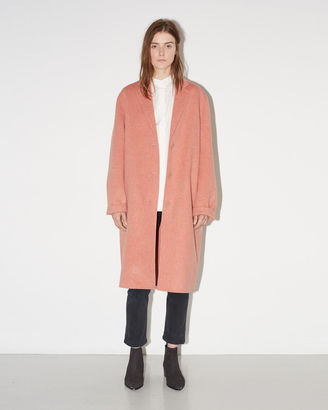 Acne Studios Avalon Wool Coat $1,150 thestylecure.com