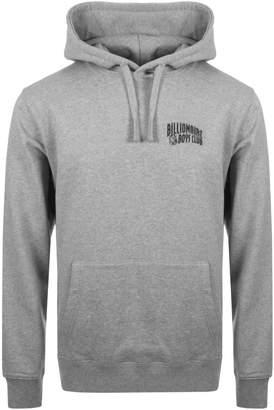 Billionaire Boys Club Arch Logo Hoodie Grey