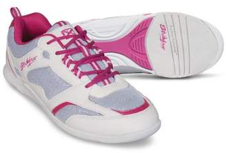 KR Strikeforce Strikeforce Women's Spirit White/Fuchsia Bowling Shoe
