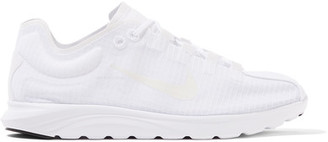 Nike - Mayfly Lite Ripstop Sneakers - White $110 thestylecure.com