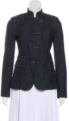 Theory Structured Denim Jacket
