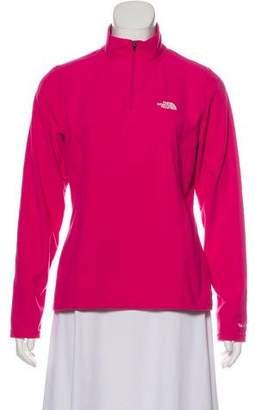The North Face Long Sleeve Mock Neck Sweatshirt