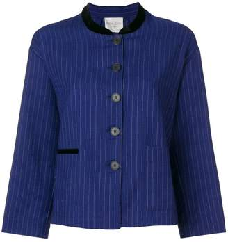 Forte Forte striped buttoned-up jacket