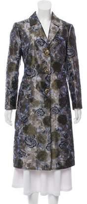 Etro Floral Evening Jacket