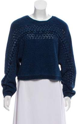 Intermix Cable Knit Sweater w/ Tags