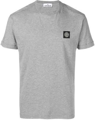 Stone Island crewneck logo T-shirt