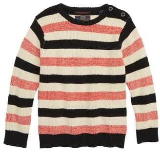 Scotch Shrunk Stripe Sweater