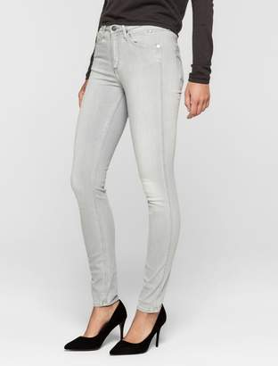 Calvin Klein sculpted light grey skinny jeans
