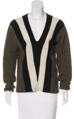 A.L.C. Wool and Alpaca Blend Sweater