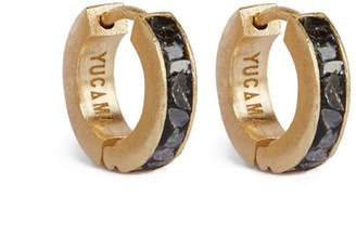 Black Diamond Yucama - Crushed Earrings