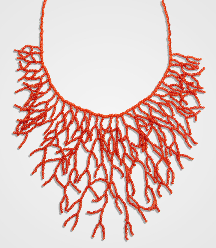 Fred Flare Coral Fiji Necklace