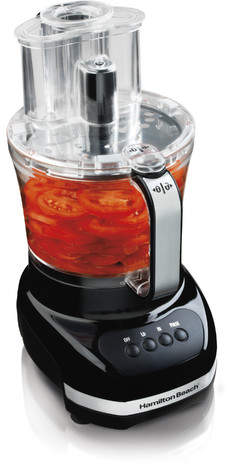 Hamilton Beach 12 Cup Big Mouth Duo Plus Food Processor