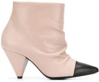 Marc Ellis Pointed Geometric boots