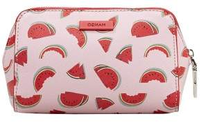 MANGO Printed cosmetic bag