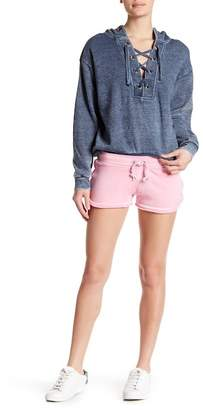 Ocean Drive Striped Cord Shorts