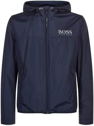 BOSS GREEN Lightweight Hooded Jacket