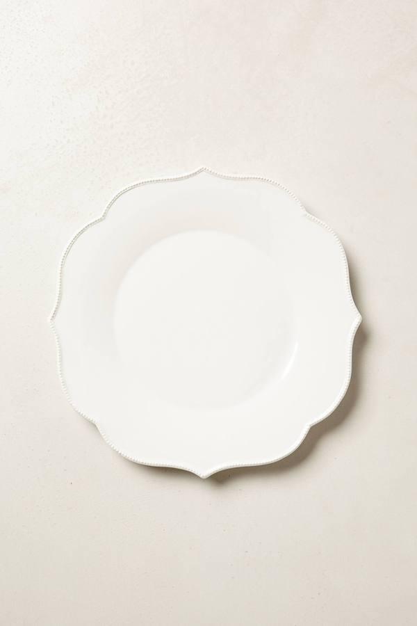 Anthropologie Lotus Side Plate
