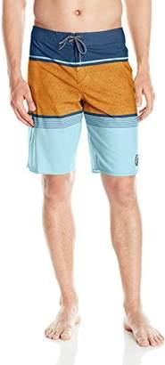 O'Neill Men's Hyperfreak Boardshort with Welded Zip Pockets