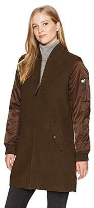 Obey Women's Birmingham Coat