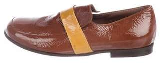 Pépé Boys' Patent Leather Loafers