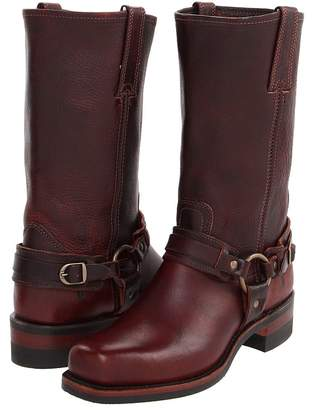 Frye Belted Harness 12R Cowboy Boots
