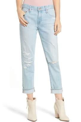 AG Jeans Ex-Boyfriend Slim Fit Jeans