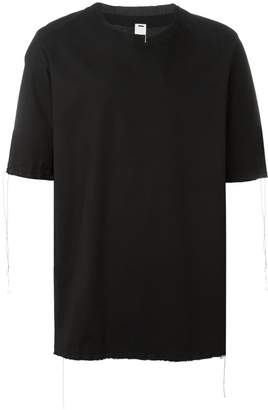 Damir Doma 'Tireo' top with stitching details