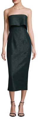 Ripple Midi Dress $260 thestylecure.com