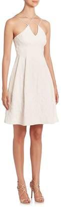 Roland Mouret Women's Allen Geometric Dress