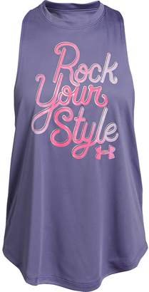 Under Armour Girls' UA Rock Your Style Tank