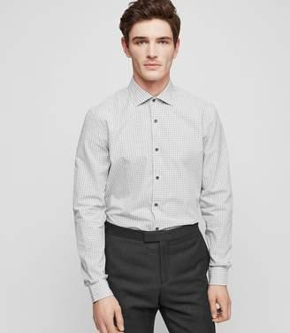 Reiss Samphe Gingham Shirt
