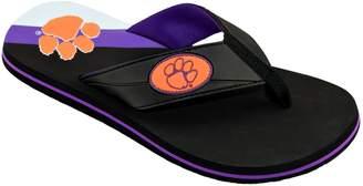 DAY Birger et Mikkelsen Men's College Edition Clemson Tigers Flip-Flops