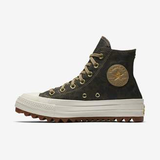 Converse Chuck Taylor All Star Lift Ripple Camo High Top Women's Shoe