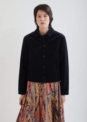 Mhl By Margaret Howell Work Shirt Corduroy Blazer