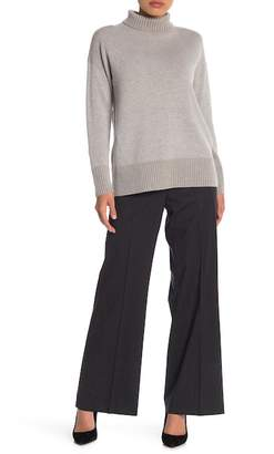 Lafayette 148 New York Kenmare Wool Blend Pants (Petite)
