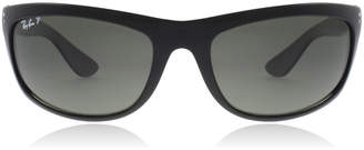 Ray-Ban Balorama Sunglasses Black 601/58 Polariserade 62mm