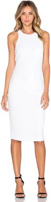 Line & Dot Royale Halter Dress $149 thestylecure.com