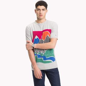 Tommy Hilfiger Paintbrush Picture Tee