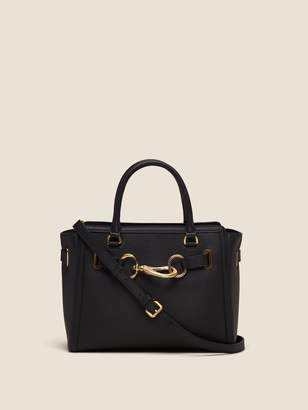 DKNY Sally Pebbled Leather Tote