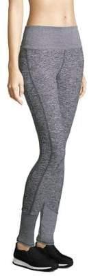 Alo Yoga High-Waist Lounge Heathered Leggings