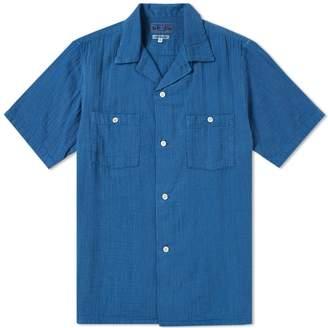 Blue Blue Japan Double Gauze Shirt